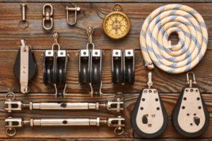 Какие инструменты нужны для такелажных работ - Фото