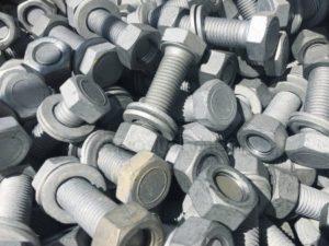 Виды покрытия крепежных изделий